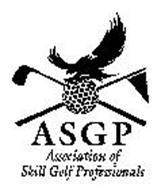 ASGP ASSOCIATION OF SKILL GOLF PROFESSIONALS