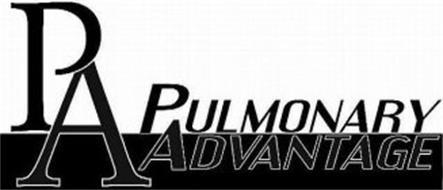 PA PULMONARY ADVANTAGE