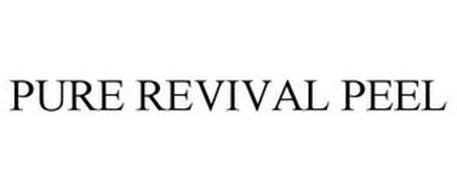 PURE REVIVAL PEEL
