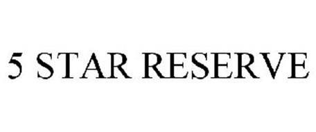 5 STAR RESERVE