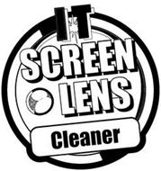 IT SCREEN LENS CLEANER