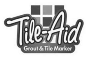 TILE-AID GROUT & TILE MARKER