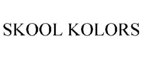 SKOOL KOLORS