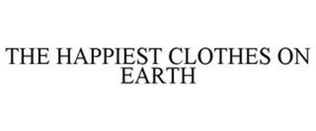 THE HAPPIEST CLOTHES ON EARTH