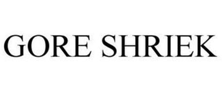 GORE SHRIEK
