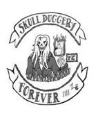 SKULLDUGGERY MC FOREVER EGYPTIAN HIERATIC NUMERALS 2014