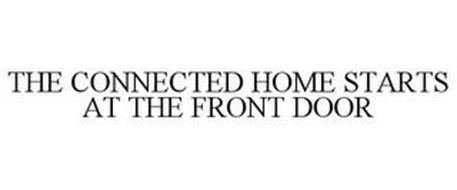 THE CONNECTED HOME STARTS AT THE FRONT DOOR