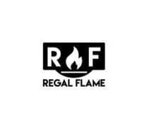 R F REGAL FLAME