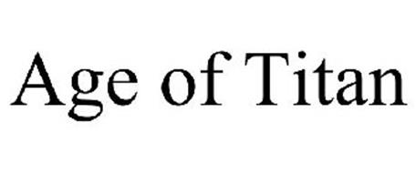 AGE OF TITAN