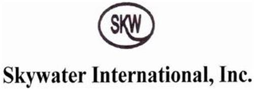 SKW SKYWATER INTERNATIONAL, INC.