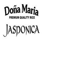 DOÑA MARIA PREMIUM QUALITY RICE JASPONICA
