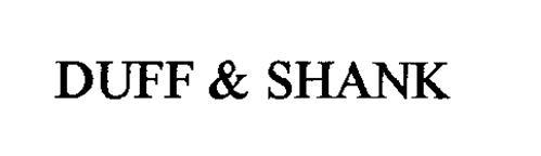DUFF & SHANK