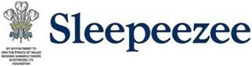 SLEEPEEZEE BY APPOINTMENT TO HRH THE PRINCE OF WALES BEDDING MANUFACTURERS SLEEPEEZEE LTD ROCHESTER