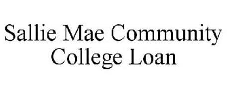 SALLIE MAE COMMUNITY COLLEGE LOAN