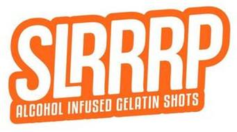 SLRRRP ALCOHOL INFUSED GELATIN SHOTS