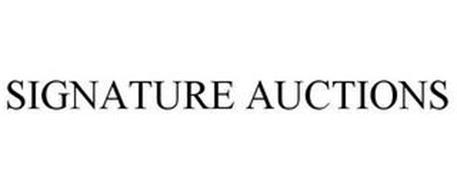 SIGNATURE AUCTIONS
