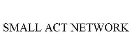 SMALL ACT NETWORK