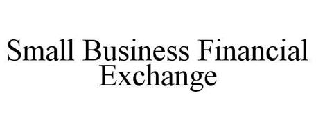 SMALL BUSINESS FINANCIAL EXCHANGE