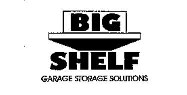 BIG SHELF GARAGE STORAGE SOLUTIONS