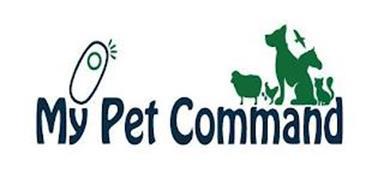 MY PET COMMAND