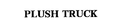 PLUSH TRUCK