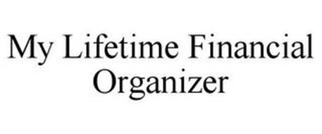 MY LIFETIME FINANCIAL ORGANIZER