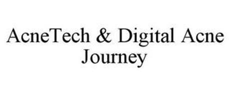 ACNETECH & DIGITAL ACNE JOURNEY