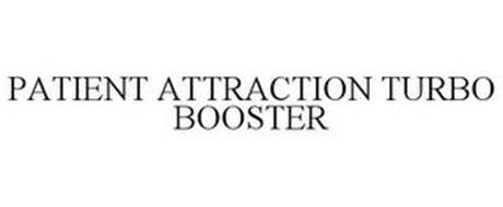 PATIENT ATTRACTION TURBO BOOSTER
