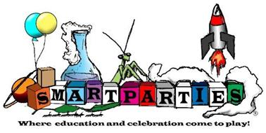 SMARTPARTIES WHERE EDUCATION AND CELEBRATION COME TO PLAY!