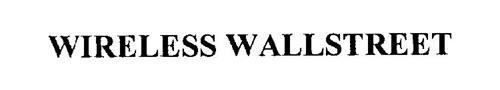 WIRELESS WALLSTREET