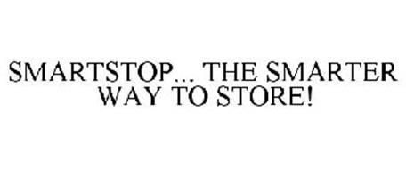 SMARTSTOP... THE SMARTER WAY TO STORE!