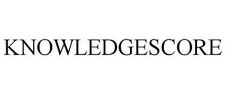 KNOWLEDGESCORE