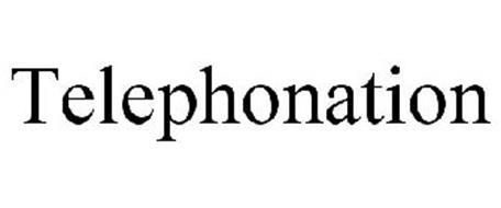 TELEPHONATION