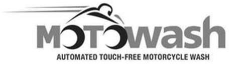 MOTOWASH AUTOMATED TOUCH-FREE MOTORCYCLE WASH