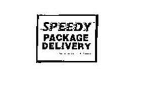SPEEDY PACKAGE DELIVERY