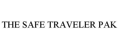 THE SAFE TRAVELER PAK