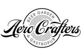AERO CRAFTERS BEER GARDEN & GASTROPUB