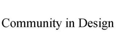 COMMUNITY IN DESIGN