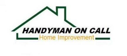 Handyman on call home improvement trademark of smith for Home improvement logos images