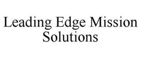 LEADING EDGE MISSION SOLUTIONS