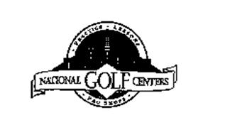 NATIONAL GOLF CENTERS PRACTICE LESSONS PRO SHOPS
