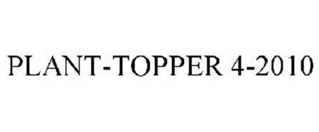 PLANT-TOPPER 4-2010