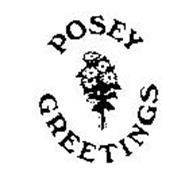 POSEY GREETINGS