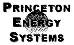 PRINCETON ENERGY SYSTEMS