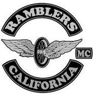 RAMBLERS MC CALIFORNIA