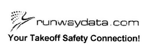 RUN WAY DATA YOUR TAKEOFF SAFETY CONNECTION!