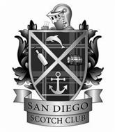 SAN DIEGO SCOTCH CLUB