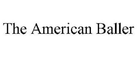 THE AMERICAN BALLER