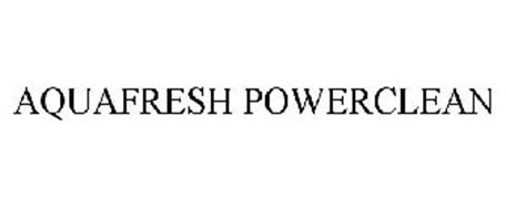 AQUAFRESH POWERCLEAN