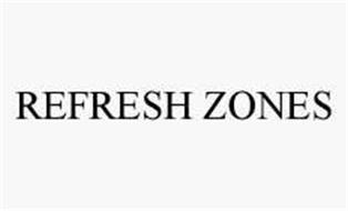 REFRESH ZONES